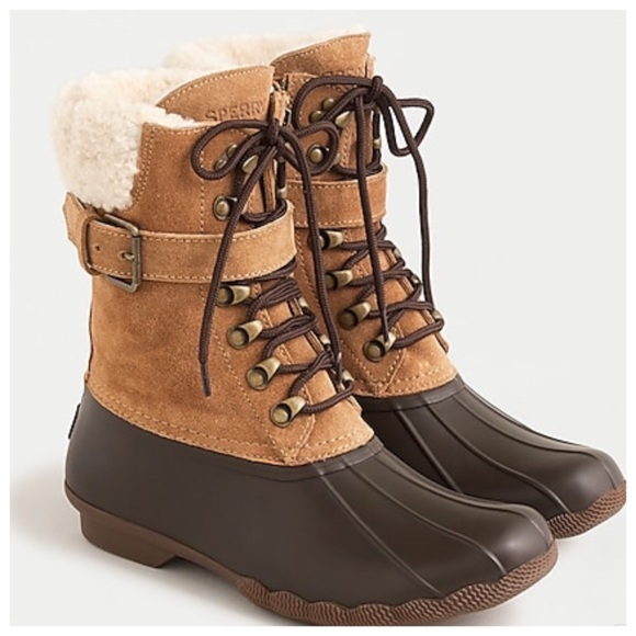 Sperry Shoes   Nwt Shearwater Boots